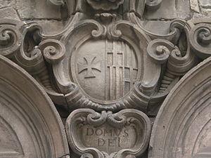 Old Hospital de la Santa Creu, Barcelona