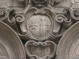 Old Hospital de la Santa Creu, Barcelona - Image: 090511 Barcino S Ponctius 024