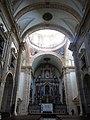 090 Església de Sant Miquel dels Reis (València), nau, cúpula i presbiteri.jpg