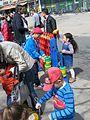 1. Mai 2013 in Hannover. Gute Arbeit. Sichere Rente. Soziales Europa. Umzug vom Freizeitheim Linden zum Klagesmarkt. Menschen und Aktivitäten (206).jpg