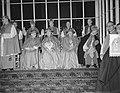 100 jaar Kromstaf. Stadion De Galgewaard. Avondsessie. Kardinaal-legaat en ande…, Bestanddeelnr 905-7309.jpg