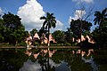 108 Shiva Temple at Nababhat area of Bardhaman Town at Purba Bardhaman district in West Bengal 03.jpg