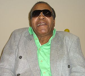 Frank Lucas (drug dealer) - Lucas at the Big Apple Comic Con in 2008