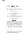 116th United States Congress H. R. 0000120 (1st session) - Police CAMERA Act of 2019.pdf