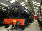 118 WD 0-6-0 ST Oxenhope Museum 2.jpg