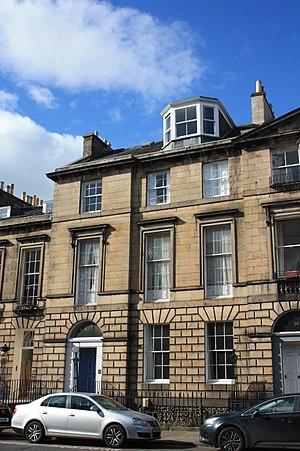 John Cay - 11 Heriot Row, Edinburgh