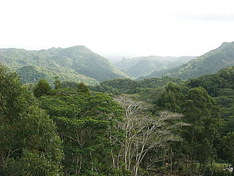 Villa Clara Province - Escambray Mountains