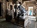 11th century Panchalingeshwara temples group, Kalyani Chalukya, Sedam Karnataka India - 30.jpg