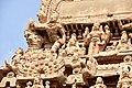 12th century Airavatesvara Temple at Darasuram, dedicated to Shiva, built by the Chola king Rajaraja II Tamil Nadu India (11).jpg