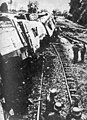 13 pociag pancerny General Sosnowski pod Lochowem - 1939 r.JPG