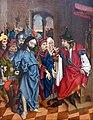 1500 Meister LCz Christus vor Pilatus Gemäldegalerie Kat.Nr. 1847 anagoria.jpg