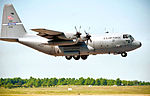 165th Airlift Squadron - Lockheed C-130H Hercules 91-1236.jpg