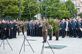 16 obljetnica vojnoredarstvene operacije Oluja 04082011 Ivo Josipovic 972.jpg
