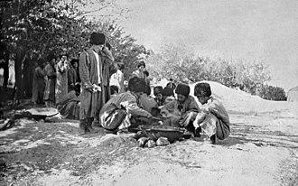 Turkmens - Turkmens in 1890