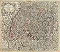 1740 Seutter Map of Swabia and Wirtenberg, Germany - Geographicus - Suevicus-seutter-1740.jpg