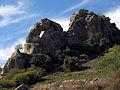 177 La Roca Foradada, al poble de Foradada.JPG