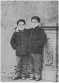 1866 - Take Ionescu şi fratele său Victor, la Constantinopol.PNG