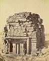 1874 photo of Hindu temple ruins at Ranipur Jharial, Odisha.jpg