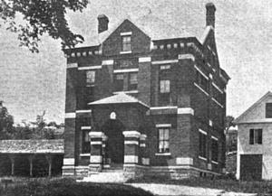 Sterling, Massachusetts - Sterling public library, 1891