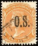 1896 2d South Australia used MiD32C SGO59.jpg