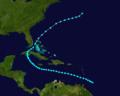 1898 Atlantic tropical storm 9 track.png