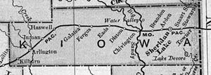 Kiowa County, 1898