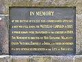 18 June 1815 – Victory at Waterloo – British Waterloo Campaign Memorial, epitaph.jpg