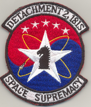 18th Intelligence Squadron - Image: 18th Intelligence Squadron Detachment 2