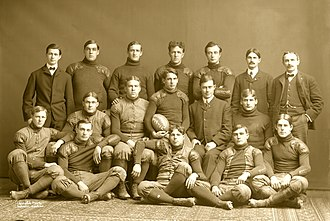 1902 Michigan Wolverines football team - Image: 1902 Michigan Wolverines football team