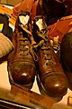 1910s football cleats - Skagit County Historical Museum.jpg