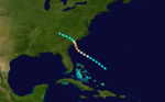 1916 Atlantic hurricane 4 track.png