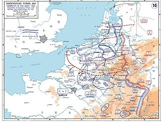 French war planning 1920–1940