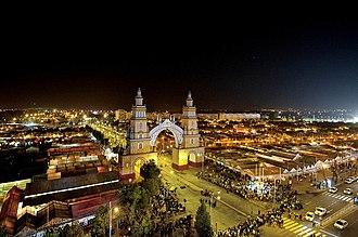 Seville Fair - Image: 19495423168 c 324d 53029 o feria abril 2013