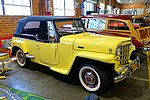 1950 Willys-Overland Jeepster Phaeton Convertible - Automobile Driving Museum - El Segundo, CA - DSC02172.jpg
