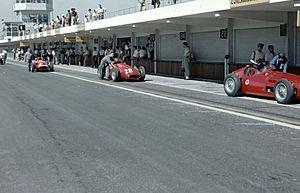 1957 Argentine Grand Prix - Image: 1957Argentine GP03