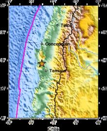 Terremoto De Valdivia De 1960 Wikipedia La Enciclopedia Libre