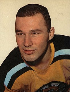 Ted Green Canadian ice hockey defenceman