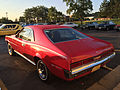 1970 AMC Javelin SST with 360 V8 red white C-stripe AMO 2015 meet 2of7.jpg