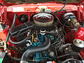 1970 AMC Javelin SST with 390 Ram Air V8 red black C-stripe AMO 2015 meet 3of4.jpg