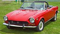 Fiat 124 Sport Spider thumbnail