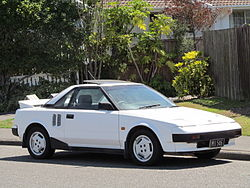 Toyota MR2 (1985)