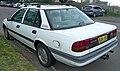 1990 Ford Fairmont (EA II) Ghia sedan (2009-07-22).jpg