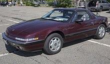 Buick Reatta - Wikipedia on