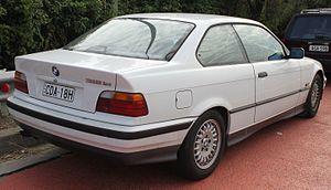 BMW 3 Series - BMW 318is (Australia)