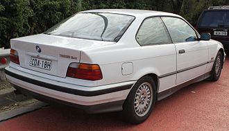 BMW 3 Series - BMW 318is (Australia)