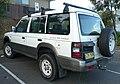 1994 Mitsubishi Pajero (NJ) GL wagon (2009-08-29) 01.jpg