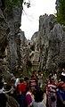 1996 -256-7 Kunming Stone Forest of Lunan (5068480881).jpg