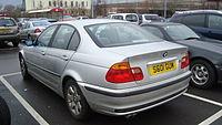 1998 BMW 323I (12882273115).jpg