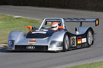 1999 24 Hours of Le Mans - Image: 1999Audi R8R