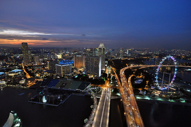 File:1 marina sands skypark night view 2010.jpg